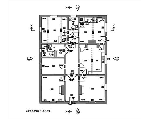 Measured Building Surveys, Reflectorless EDM, Digital Photogrammetry ...